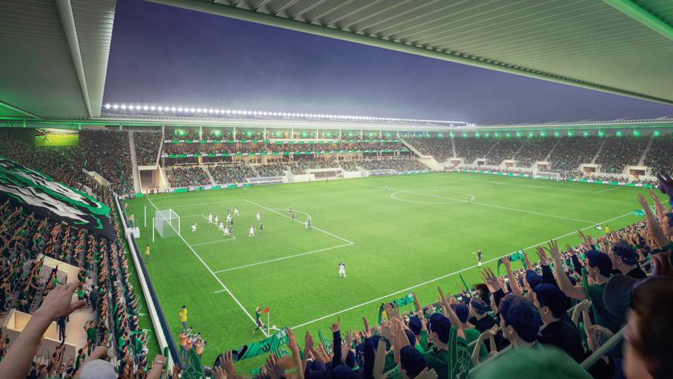 stadium sports